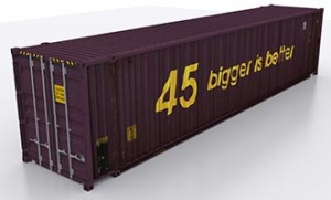 45ft-palletwide-high-cube-container